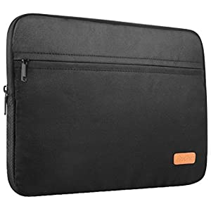 ProCase 11 - 12 Inch Laptop Tablet Sleeve Case Bag for 12 Inch Macbook, Surface Pro 5 4 3, iPad Pro 12.9, Most 11 - 12 Inch Ultrabook Netbook MacBook Chromebook -Black