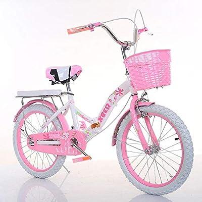 TaoRan Bicicletas, Bicicletas para niñas 16 Pulgadas 18 Pulgadas ...