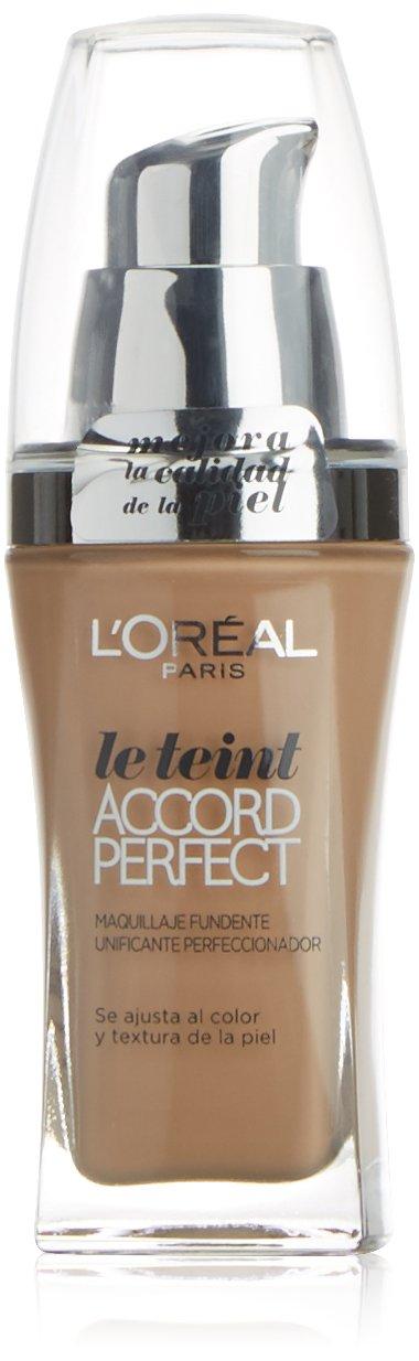 L'Oréal Maquillaje Fluido Accord Perfect Cappuccino Doré D8 de L'Oréal Paris L' Oreal