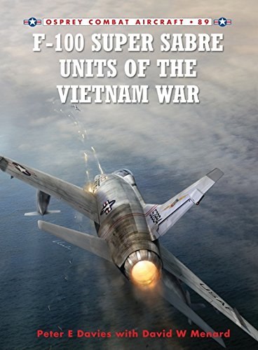 F-100 Super Sabre Units of the Vietnam War (Combat Aircraft)
