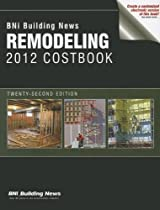 Remodeling Costbook