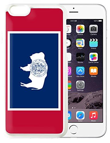 Wyoming Flag Design Iphone 6 (4.7