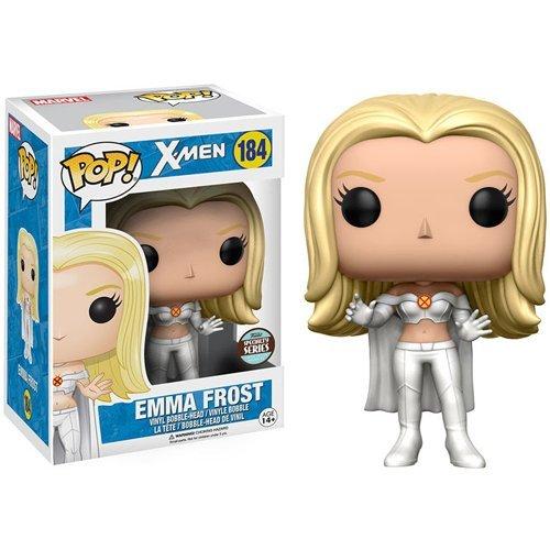 Funko Pop! Marvel X-Men - Emma Frost Pop! Vinyl Figure #184SPECIALTY SERIES
