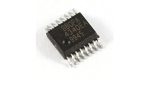 Circuito Integrado Dual Amplificador Operacional OPA4340EA 8 pines DIP IC: Amazon.es: Hogar