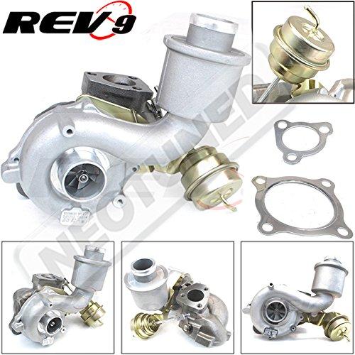 Rev9Power ( TC-005 ) K04 Turbocharger Turbo ( Golf Jetta GTi 1.8T ) ( Big compressor wheel 42 / 56mm) - Upgraded Turbo 300HP+ (Gti Garret)