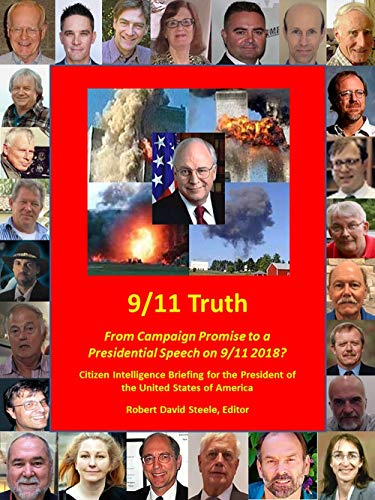 Image result for Robert David Steele 9/11 truth president