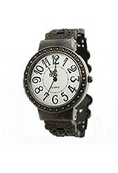 KANO BAK Womens Ladies Retro Vintage Antique Bangle Bracelet Wrist Watch White Round Dial