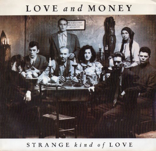 Strange Kind of Love=b/w= Set the Nighy on Fire=7