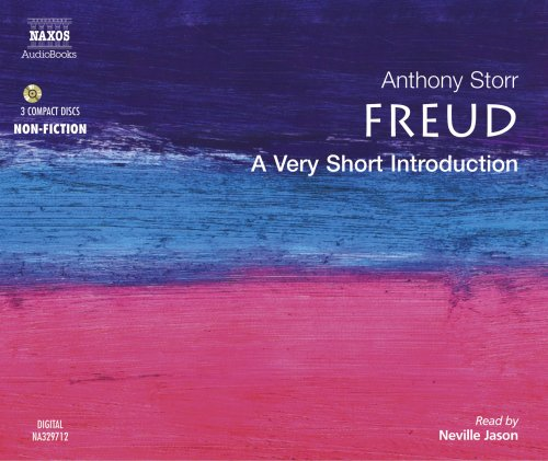 Freud (Very Short Introductions) by Naxos Audio Books