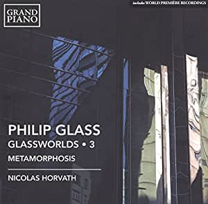 Glass: Piano Works, Vol. 3