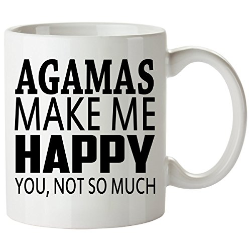 (AGAMA Mug 11 Oz - Good for Gifts - Unique Coffee Cup)