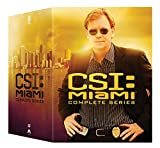 WHITE SAND PLAYGROUND. RED HOT ACTION.Return to Miami... again and again... with Horatio Caine (Golden Globe winner David Caruso) and his cutting-edge forensics squad as they track down the deadliest criminals on South Beach. Underneath the blinding ...
