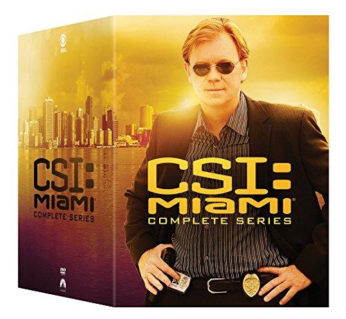 CSI: Miami: The Complete Series