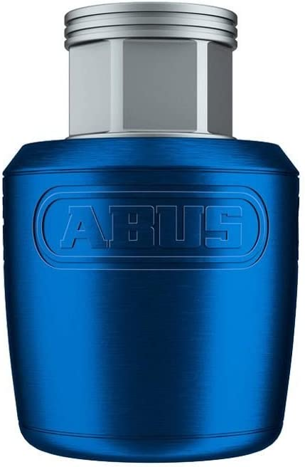 Abus Candado Bici 2017 Nutfix M10 Azul (Default, Marron)