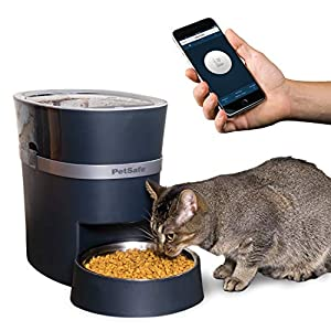 PetSafe Smart Feed Automatic Dog and Cat Feeder, or Stainless Steel Bowl Accessory, Wi-Fi Enabled for iPhone and Android… 7