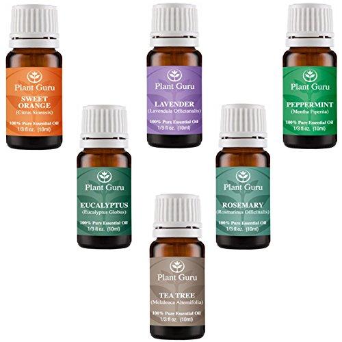 Essential Oil Variety Set Kit