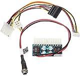 sumicline (TM) DC interruptor de alimentación ATX PC para coche Auto Atom HTPC Mini ITX Pico PSU unidad en 12V Out 180W