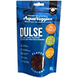 Aqua Veggies Organic Atlantic Dulse Flakes Large, Hand-Harvested, Sun-Dried Bay of Fundy, Excellent Source of Vitamins B6, B1