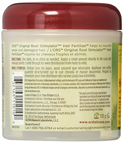 3627eef98627 ORS HAIRestore Hair Fertilizer with Nettle Leaf and Horsetail ...