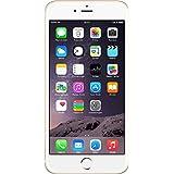 Apple iPhone 6 Plus Smartphone débloqué 4G (Ecran : 5.5 pouces - 64 Go - iOS 8) Or