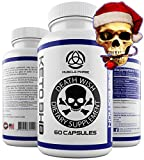 _ Keto BHB Salts by Death Wish Supplements, Perfect for Keto Diet Beginners,Keto Supplement for Weight Loss,for Men & Women, Drive Ketosis to Overdrive, Pills That Work Fast!