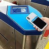 SHANSHUI Phone Card Holder, Double Slots Secure