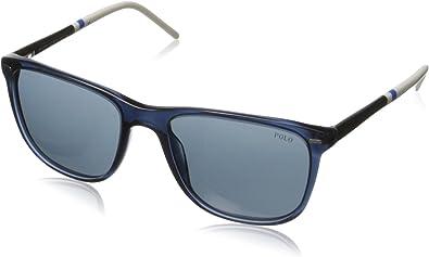 Ralph Lauren Polo Gafas de Sol Mod. 4064 527687 Azul: Amazon.es: Zapatos y complementos