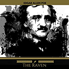 The Raven (Golden Deer Classics) Audiobook by Edgar Allen Poe Narrated by Brian Kelly