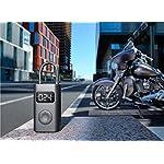 Xiaomi-Portable-Air-Pump-Compressore-Digitale-Portatile-a-Batteria-con-Sensore-Pressione-per-Monopattini-Moto-Bici-Auto-Palloni