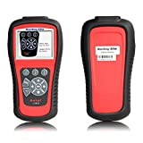 AUTEL MaxiDiag Elite MD802 4 System Engine Diagnostic Tool Engine Code Reader Transmission ABS Airbag EPB Oil Service Reset