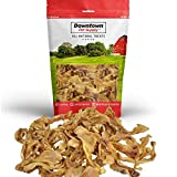 Downtown Pet Supply Pig Ear Strips for Dogs, 100% Natural Pigs Ears Treats