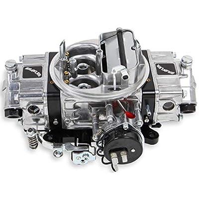 HOLLEY QUICK FUEL BRAWLER STREET CARBURETOR,750 CFM,4150,4BBL,ELECTRIC CHOKE,MECHANICAL SECONDARIES: Automotive