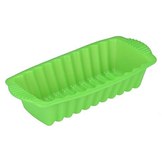 Molde para tartas Winkey, de silicona, rectangular, antiadherente ...