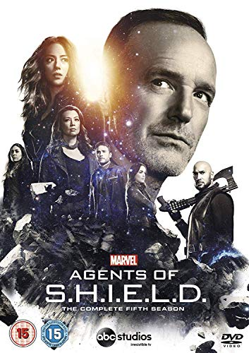 Marvels Agents Of S.H.I.E.L.D. SEASON 5 [DVD] [2018]
