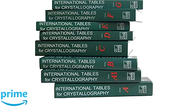 International Tables For Crystallography Pdf