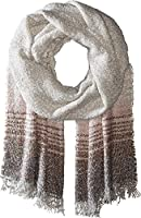 BCBGeneration Women's Ombre Stripe Oversized Wrap
