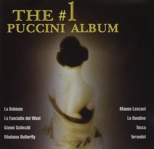 51VuIakM4lL - #1 Puccini Album (2 CD)