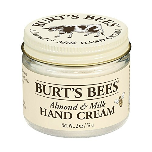 Burt's Bees Almond & Milk Hand Creme 2 oz (Pack of 6) Burts Bees Almond Milk