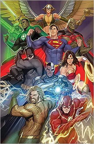 Justice League John Stewart impotence