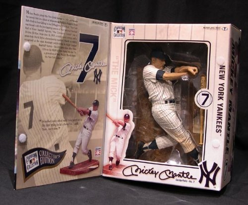 - MLB Boxed Collector Edition - Mickey Mantle