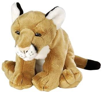 Cuddlkins Wild Republic Plush Cuddlekins 12 Inch Mountain Lion