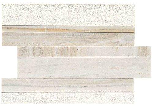 American Olean Tile M110MODSTACK Ascend Stone Modern Stack Tile, 9