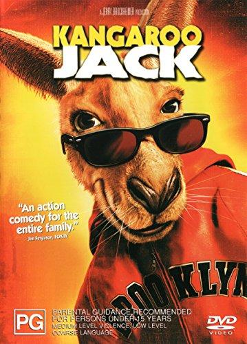 Kangaroo Jack DVD (Kangaroo Jack Dvd)