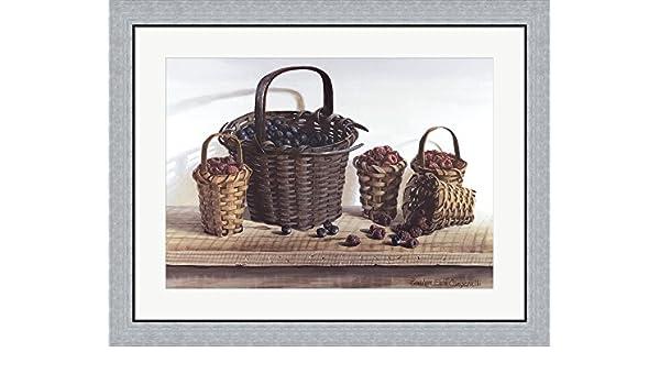 Amazon.com: 4th of July by Pauline Eble Campanelli Framed Art Print ...