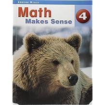 Math Makes Sense 4 Ontario Student Edition (2004)