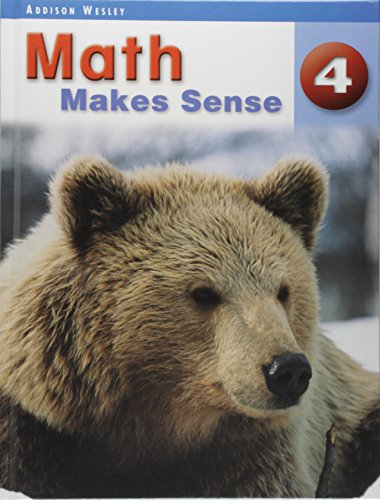 Math Makes Sense 4