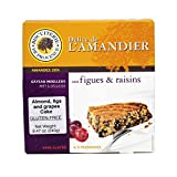 Biscuiterie de Provence, Almond Cake with Figs and Grapes, Gluten Free (8.47 oz)