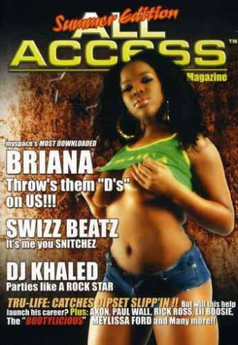 ALL ACCESS: DVD MAGAZINE #15:BRIANNA