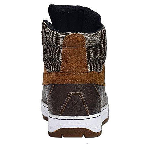 K1X - Zapatillas para hombre marrón marrón marrón - Dark Brown