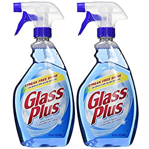 Glass Plus Glass Cleaner Trigger, 32 Ounce